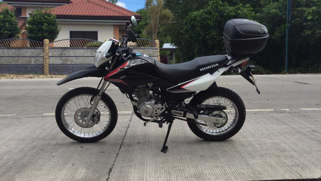 Best motorcycle rental in Alona Beach - Bohol island rentals