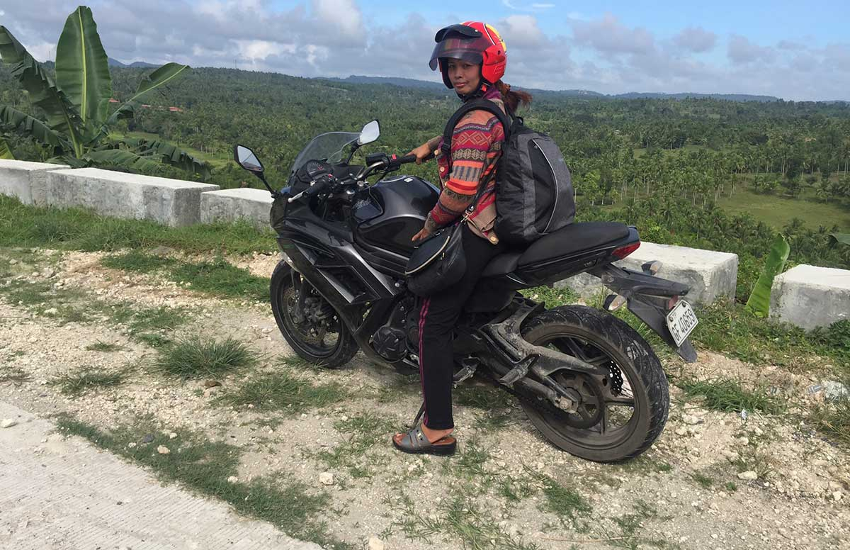 Check it out - cheap motorcycles for rent in Bohol