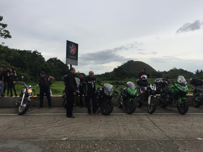 Big bike event - motorcycle rental in Bohol