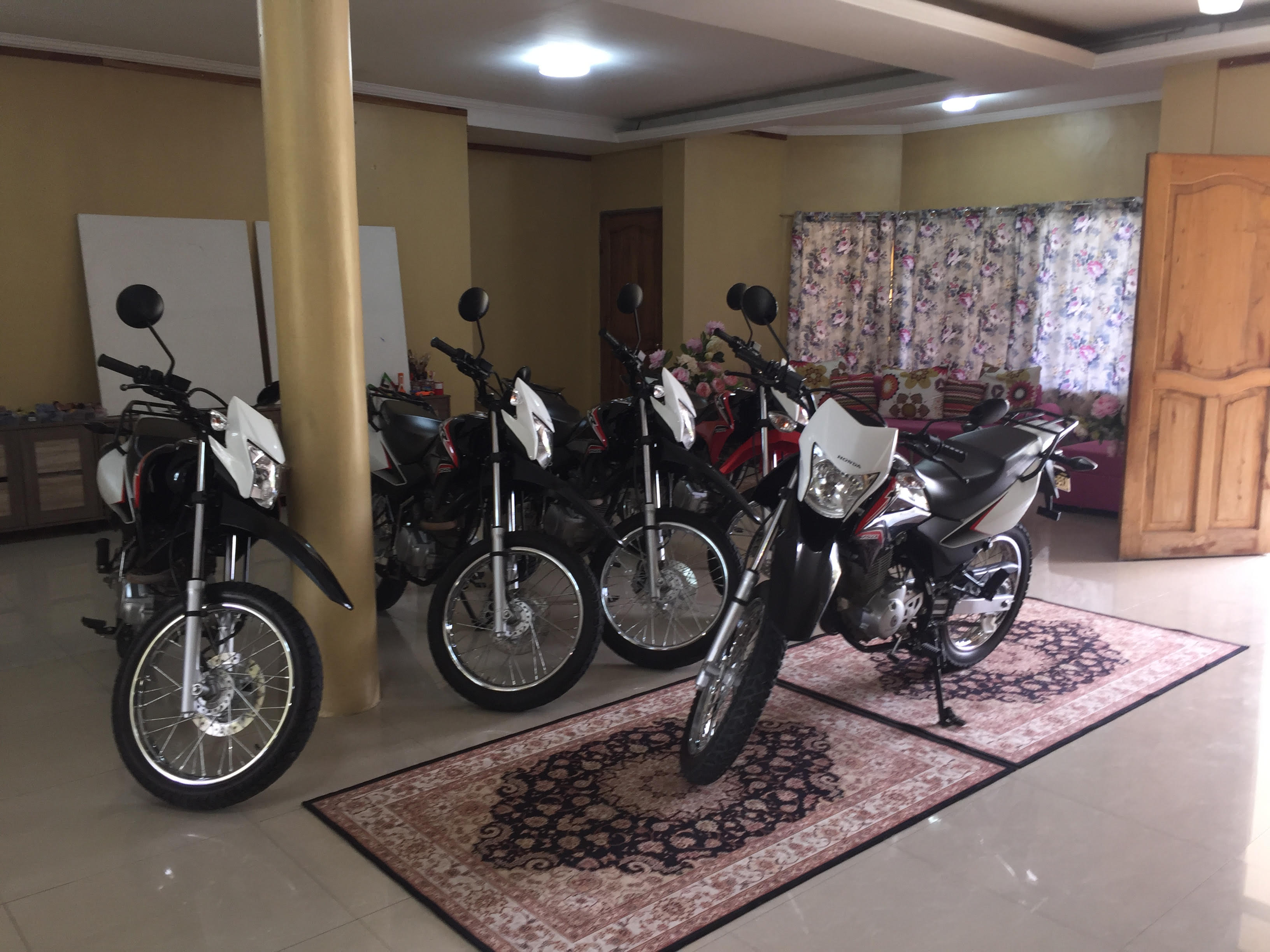Lowest prices on motorcycles for rent in Bohol